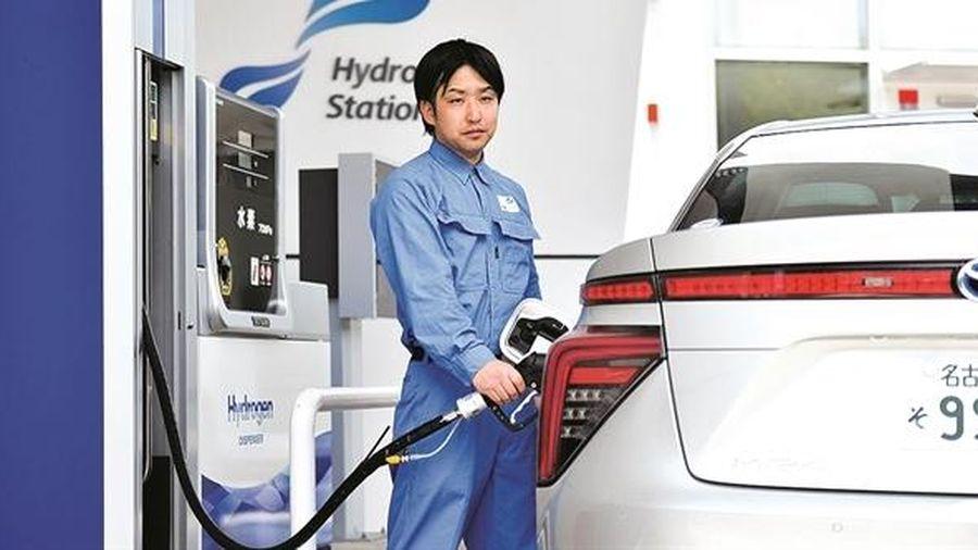 Xe pin Hydro mở đường vào nền kinh tế H2