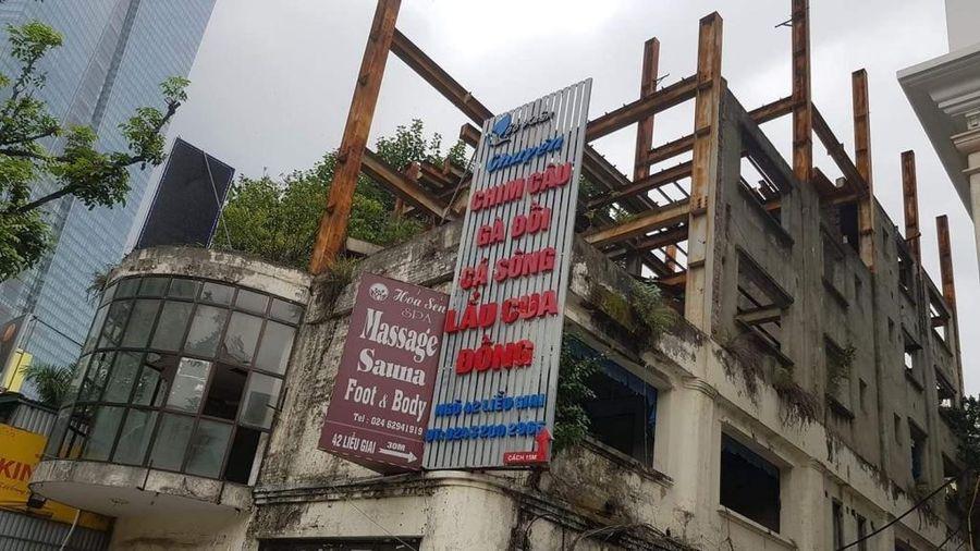 Bán đấu giá tài sản 44 Liễu Giai: Cục trưởng Cục THADS TP Hà Nội bị khiếu nại