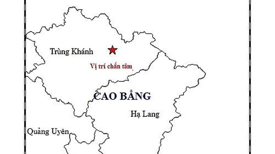 Động đất ở Cao Bằng, nhiều nhà ở miền Bắc rung lắc