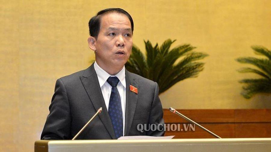 Giới thiệu ông Hoàng Thanh Tùng để bầu vào Ủy ban Thường vụ Quốc hội