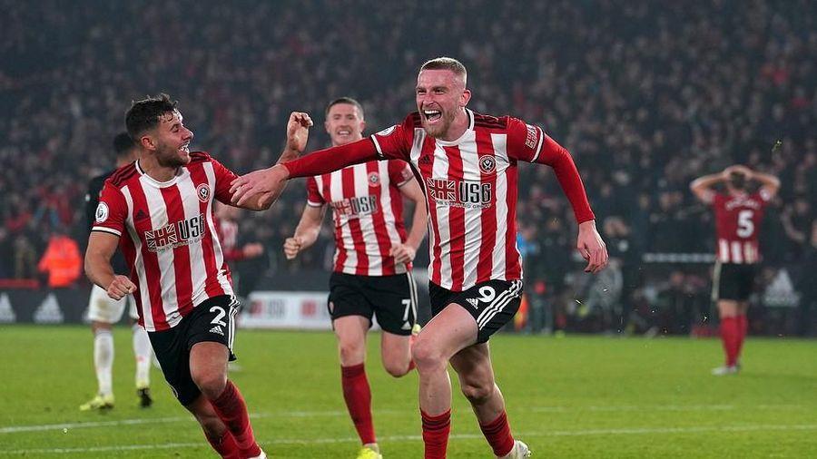 M.U rượt đuổi tỉ số 'điên rồ' với Sheffield United