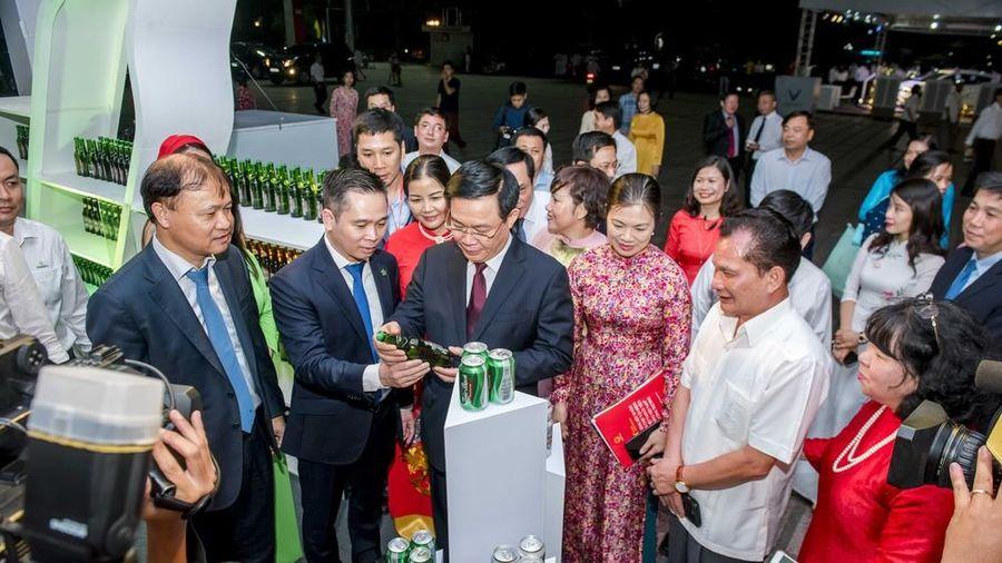 Habeco: Định vị thương hiệu bia Việt Nam hàng đầu