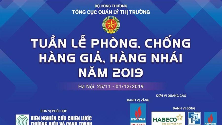 Tuần lễ phòng, chống hàng giả, hàng nhái năm 2019