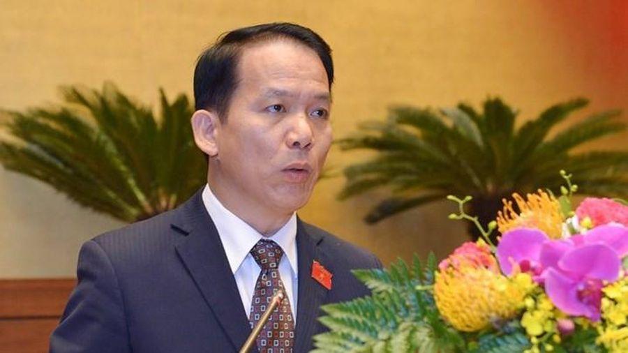 Ông Hoàng Thanh Tùng được giới thiệu để bầu Ủy viên Ủy ban Thường vụ Quốc hội