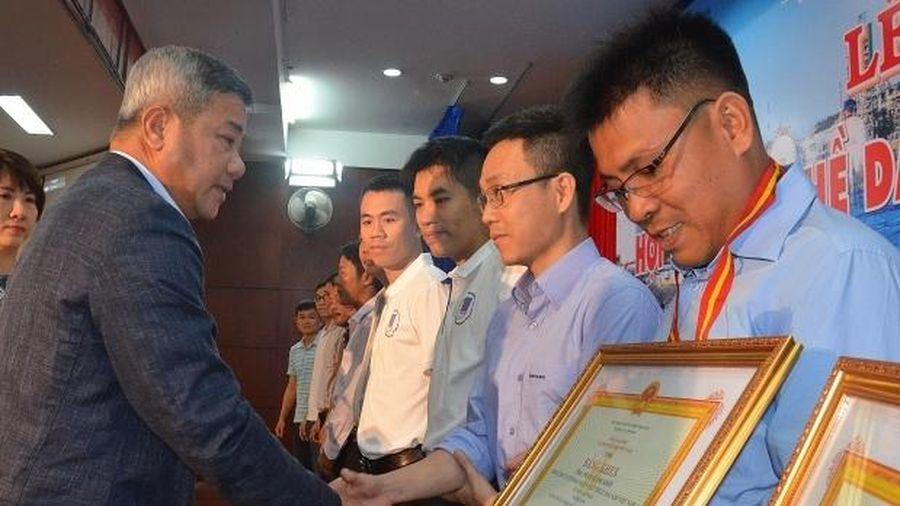 Bế mạc và trao giải Hội thi tay nghề Dầu khí lần thứ VI năm 2019