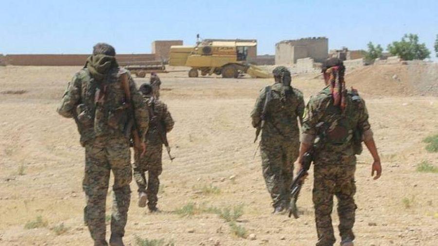 Phiến quân do Thổ Nhĩ Kỳ hậu thuẫn chịu tổn thất lớn ở Raqqa