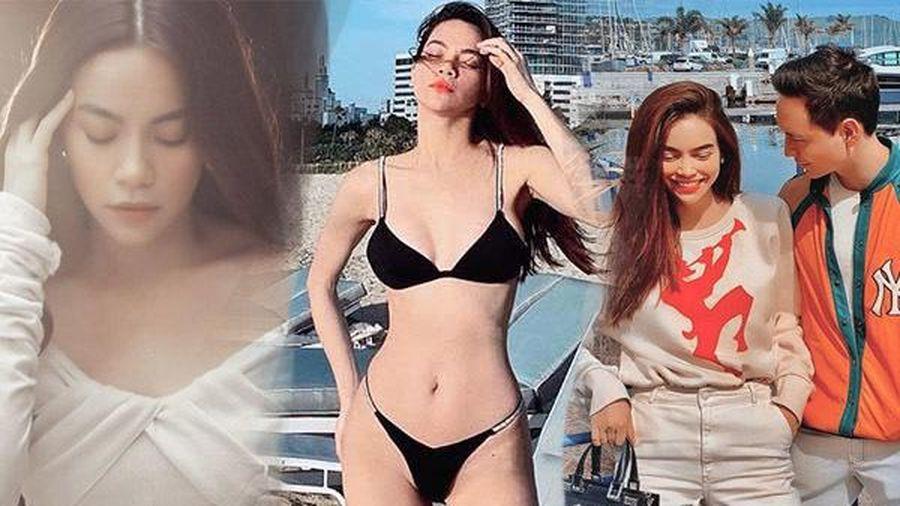 Hồ Ngọc Hà tuổi 35 vóc dáng sexy, tình yêu đẹp, tài sản khủng