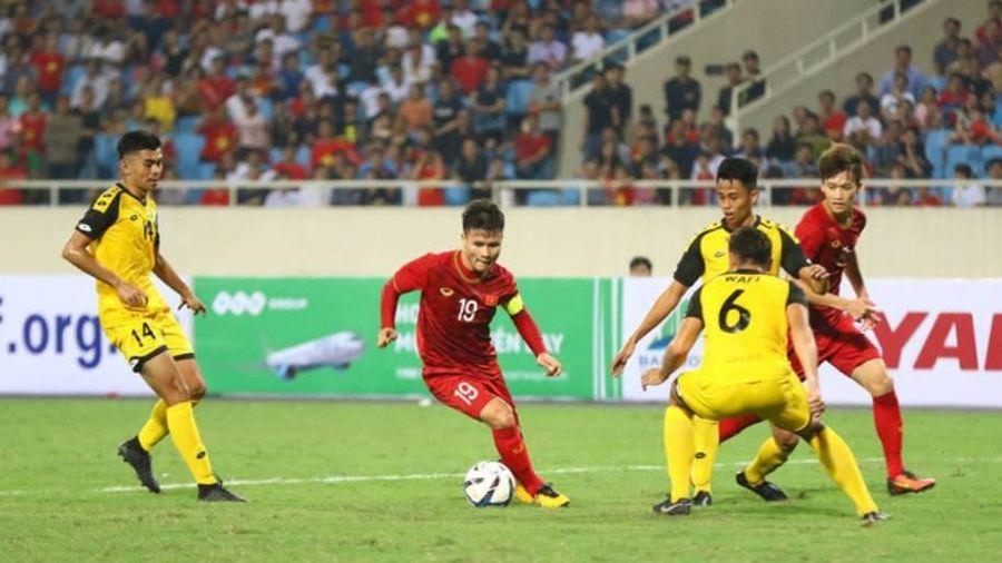 Trực tiếp U22 Việt Nam vs U22 Brunei: Chờ cơn mưa bàn thắng
