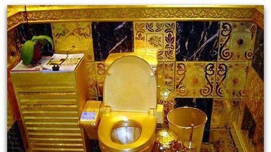 Những toilet đắt nhất hành tinh