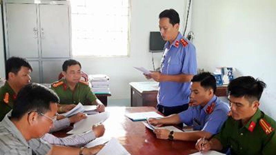 Kiểm sát trực tiếp Nhà tạm giữ Công an huyện U Minh