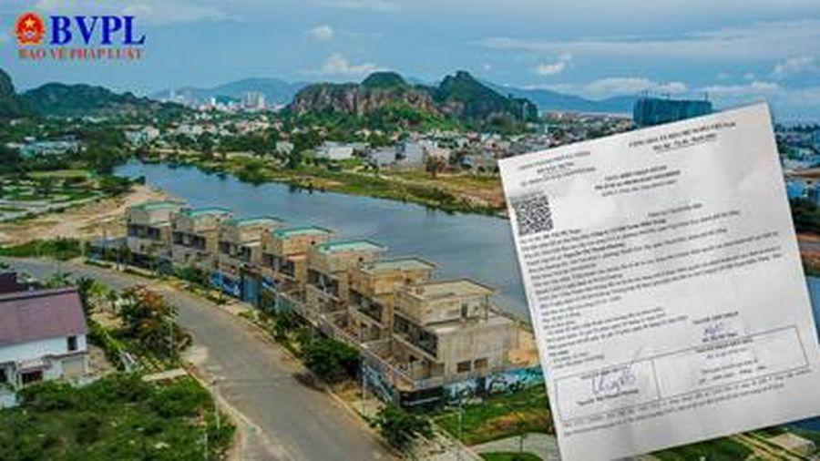 Chuyện lạ ở Đà Nẵng: Xây xong dự án mới xin phép chủ trương đầu tư!
