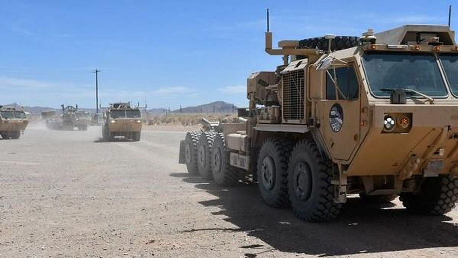 Lục quân Mỹ chế tạo 'bộ não robot' điều khiển xe bọc thép
