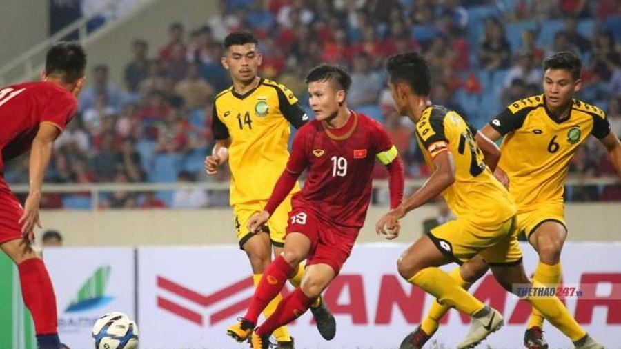 'Đội bóng nhà giàu Brunei': Chúng tôi không sợ Việt Nam