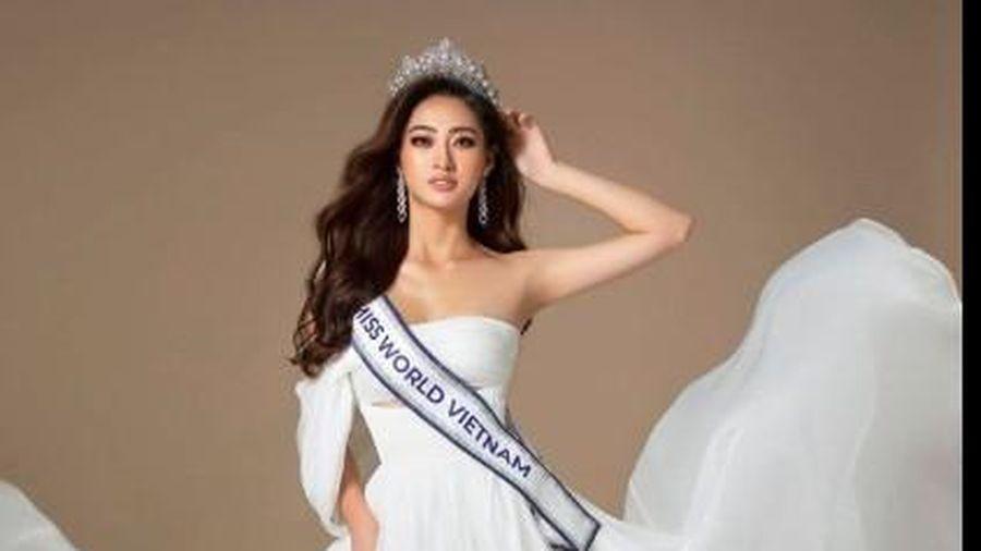 Hoa hậu Lương Thùy Linh vào top 40 Model Miss World 2019