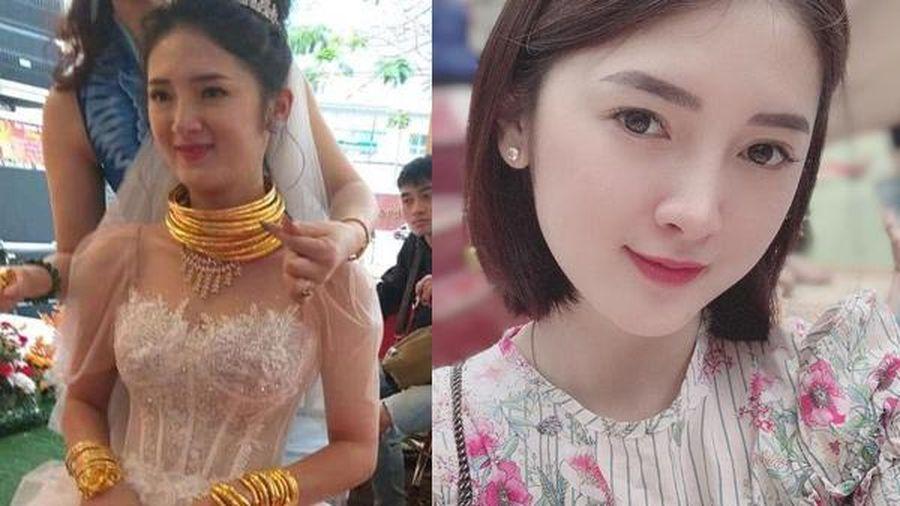 Đã tìm ra danh tính của cô dâu trẻ đeo vàng kín cổ trong đám cưới ở Cao Bằng
