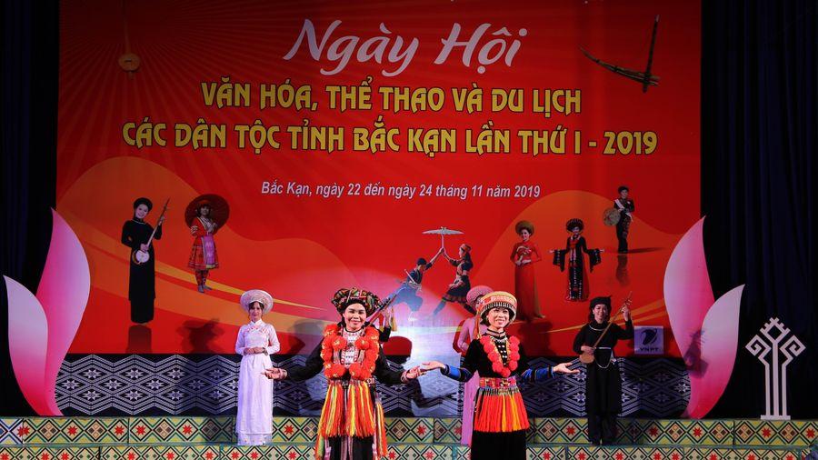 Bế mạc Ngày hội Văn hóa, Thể thao và Du lịch các dân tộc tỉnh Bắc Kạn