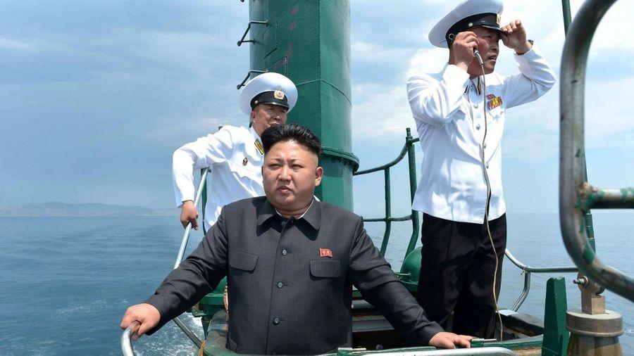 Chủ tịch Triều Tiên Kim Jong-un liên tục thị sát đơn vị tiền tuyến