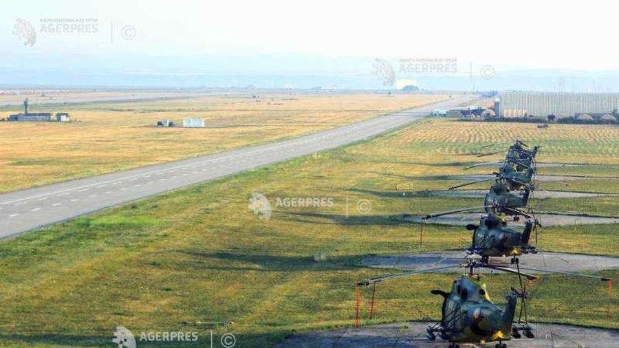 Romania và Mỹ thảo luận kế hoạch mở rộng căn cứ không quân