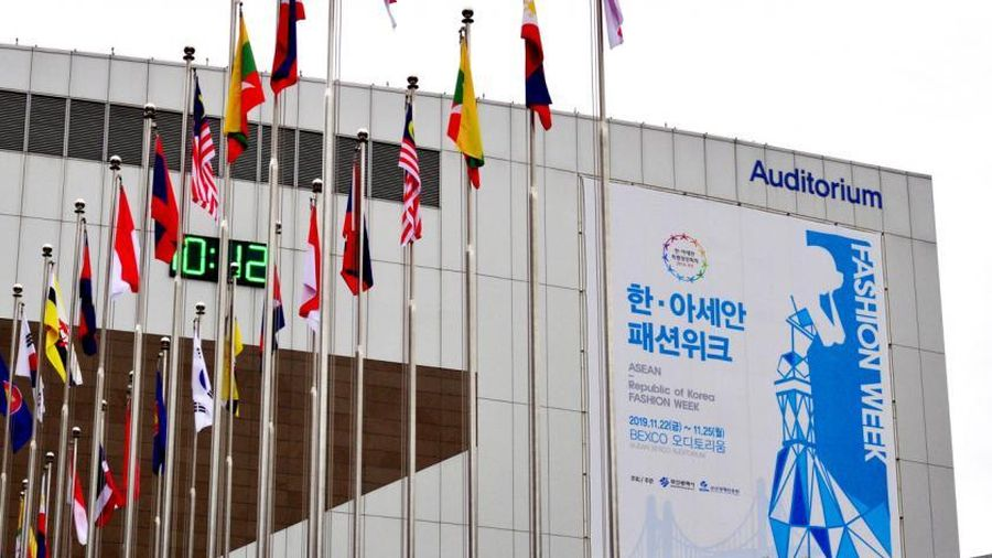 Ký biên bản ghi nhớ về hợp tác phát triển Hàn Quốc-ASEAN
