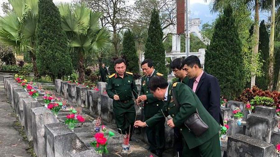 Cao Bằng: Trao 100 suất quà tặng cựu chiến binh huyện Trùng Khánh