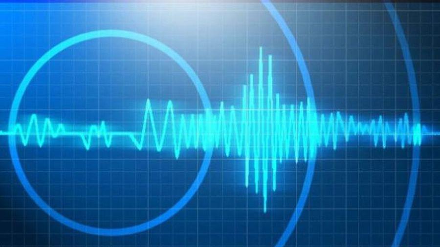 Động đất có độ lớn 5.4 tại Cao Bằng gây rung lắc tại Hà Nội