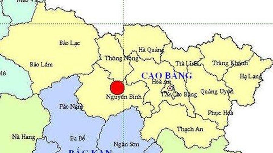 Tiếp tục xảy ra động đất tại các tỉnh phía Bắc