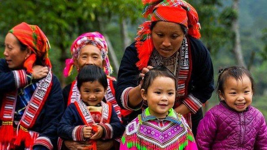 Hà Giang: Trẻ em Nà Bó háo hức chờ đón trường mới khang trang