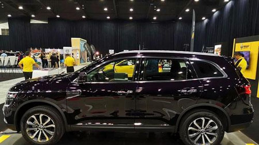 Honda CR-V, Mazda CX-5 có thêm đối thủ cực chất, giá hơn 1 tỷ đồng