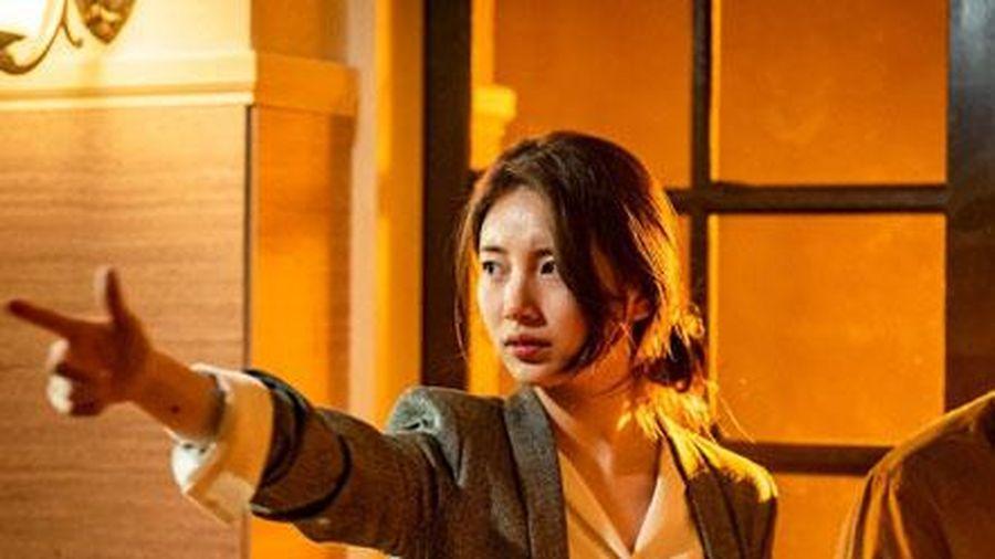 Vagabond kết thúc, Suzy tiết lộ ảnh hiếm hậu trường làm phim