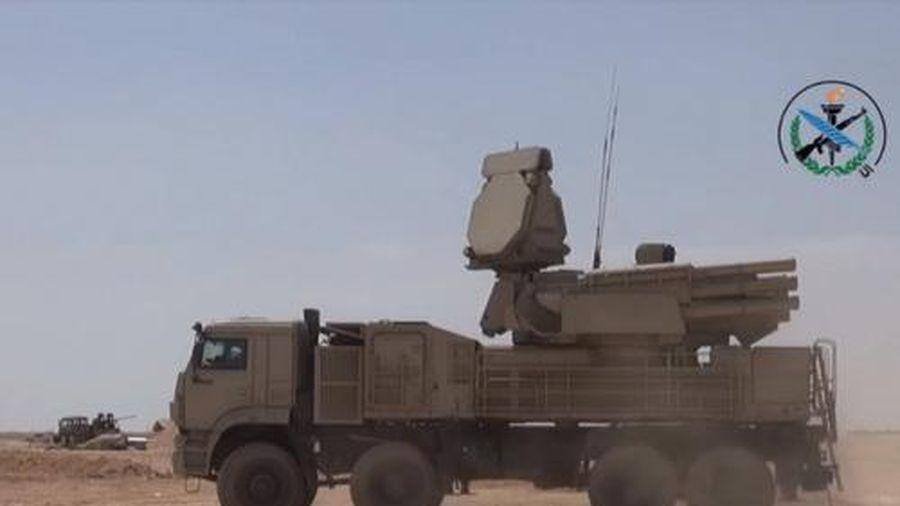 Tiết lộ số lượng lớn Pantsir-S1 Nga đã giao cho Syria