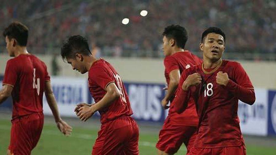 Đội hình xuất phát ĐT U22 Việt Nam gặp U22 Brunei: Đức Chinh đá chính, Quang Hải dự bị