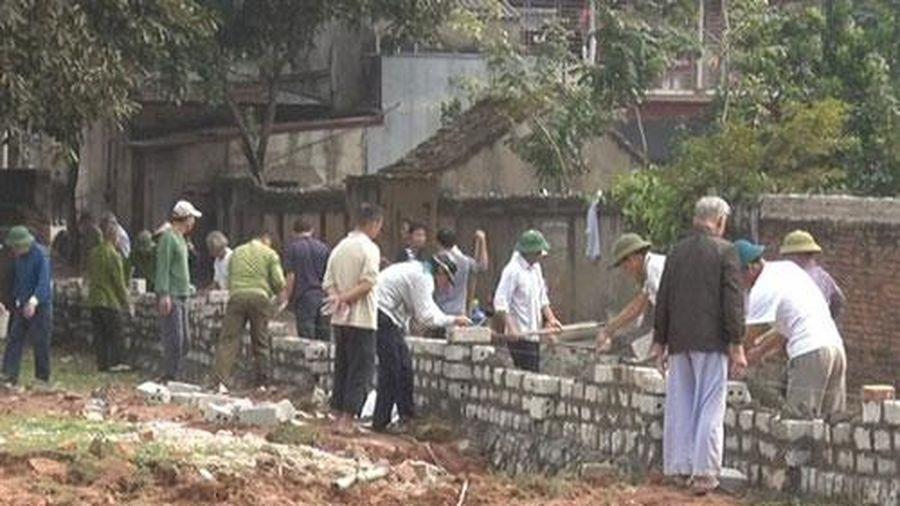 Ninh Thuận: Phát huy hơn nữa vai trò của cựu chiến binh trong xây dựng nông thôn mới