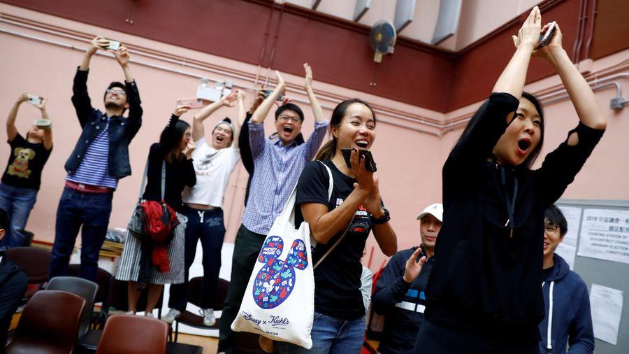 Kết quả bầu cử Hong Kong: Người biểu tình đã đạt được gì sau 6 tháng?