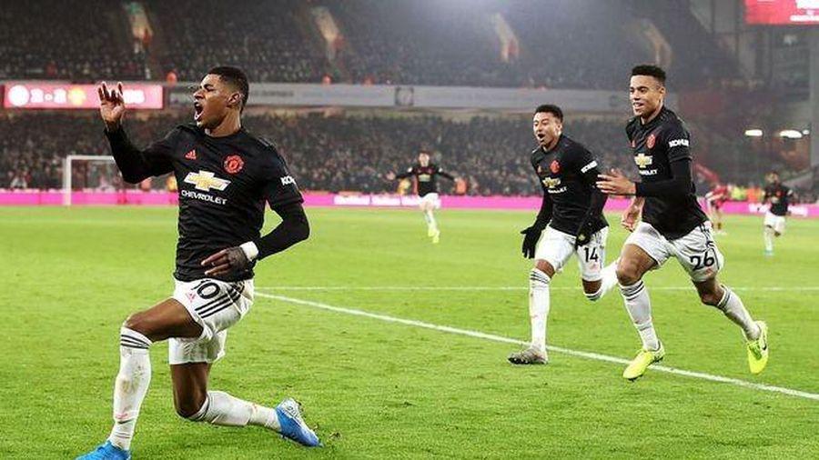 Sheffield Utd 3-3 Man Utd: Kịch tính đến phút chót
