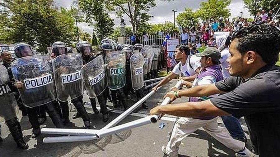 Mỹ Latinh bất ổn
