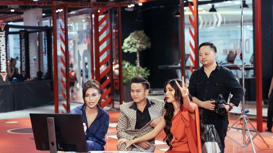 Tập 8 Tôi là HHHV Việt Nam 2019: Á Hậu Mâu Thủy – siêu mẫu Minh Tú mâu thuẫn trong việc hướng dẫn thí sinh