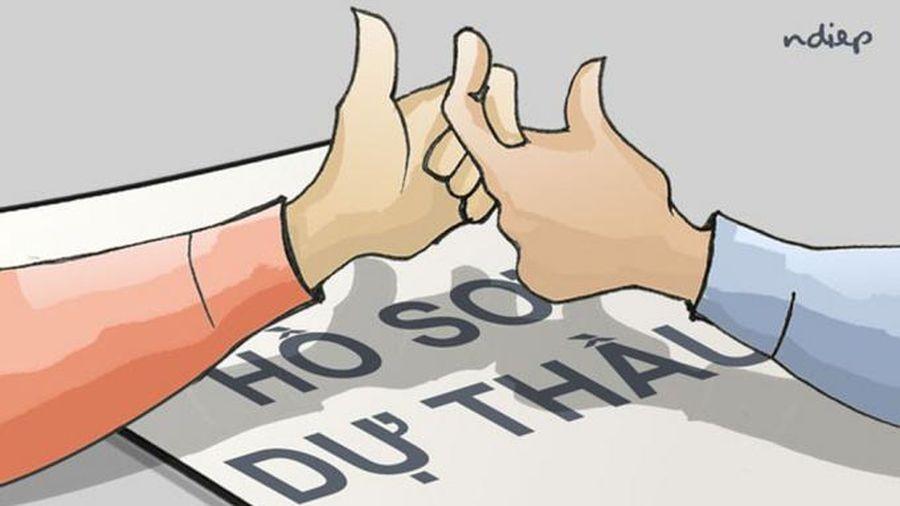 Chủ đầu tư thừa nhận có vi phạm trong đấu thầu xây dựng Tiểu học xã Duy Hải