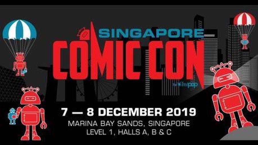 Comic Con chỉ còn cách Việt Nam 3 giờ bay