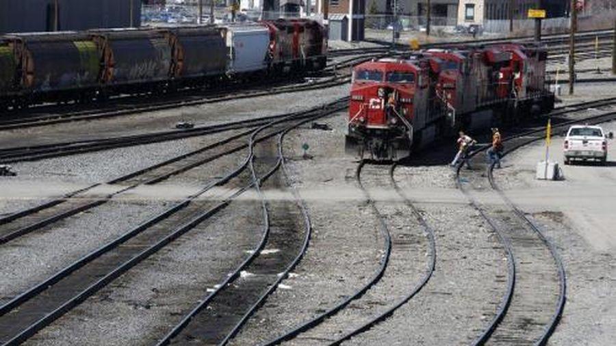 Cuộc bãi công ngành đường sắt có nguy cơ ảnh hưởng nặng nề đến kinh tế Canada