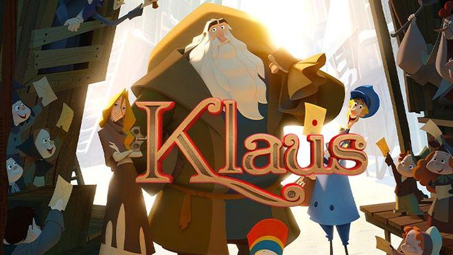 Klaus - Người đưa thư mang Giáng Sinh về