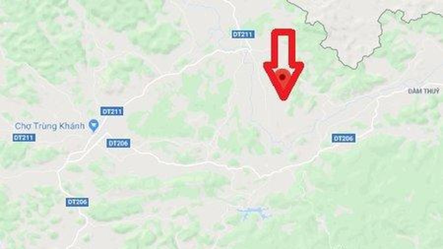 Nhiều khu vực ở Hà Nội lại xuất hiện rung chấn do động đất