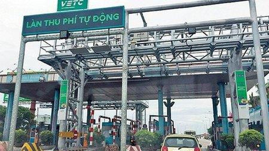 Bộ Giao thông Vận tải xin gia hạn tiến độ thu phí tự động không dừng