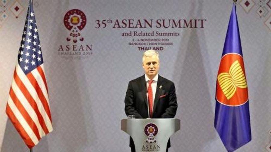 'Hờ hững' với thương mại đa phương tại châu Á, lợi ích chiến lược của Mỹ tổn hại?