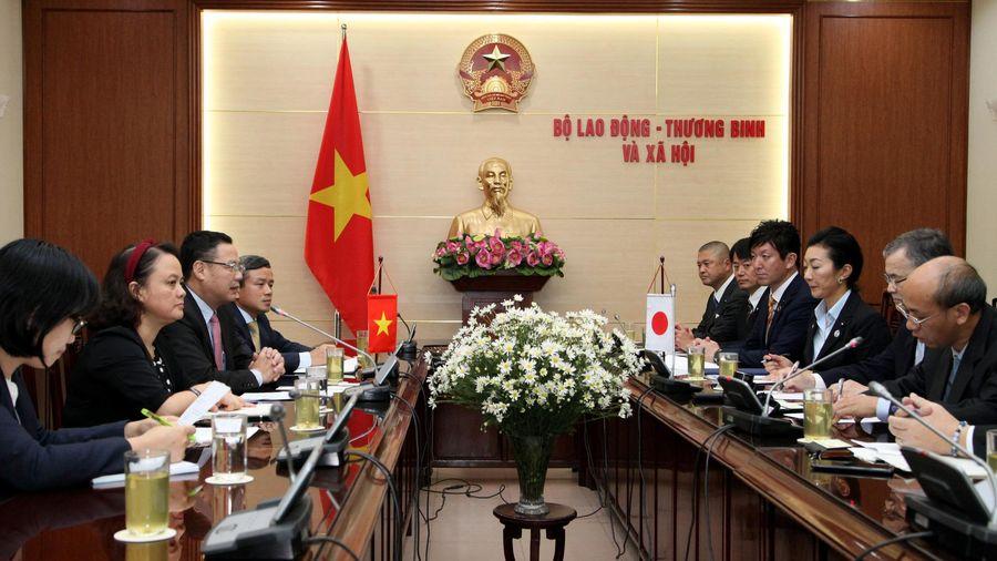 Tăng cường hợp tác về lao động giữa Nhật Bản và Việt Nam