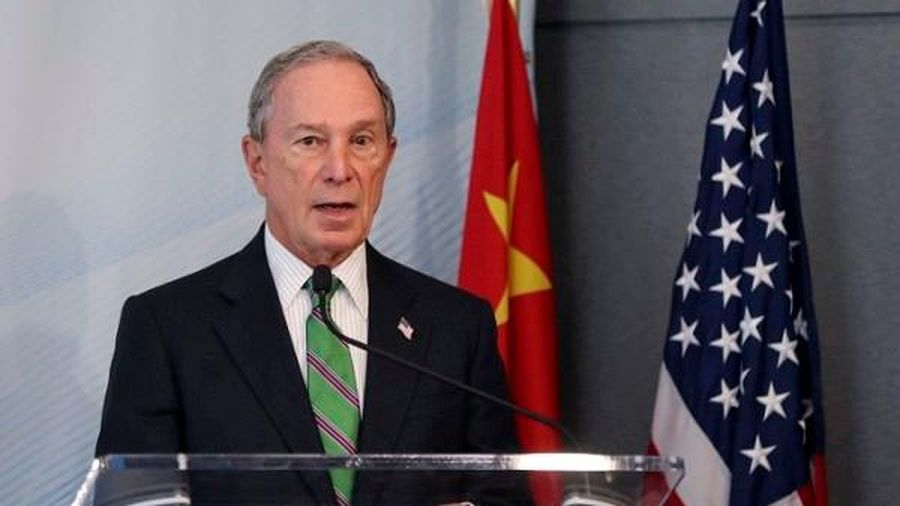 Tỷ phú Bloomberg chính thức tranh cử, tuyên bố chỉ nhận 1 USD/năm nếu thành tổng thống