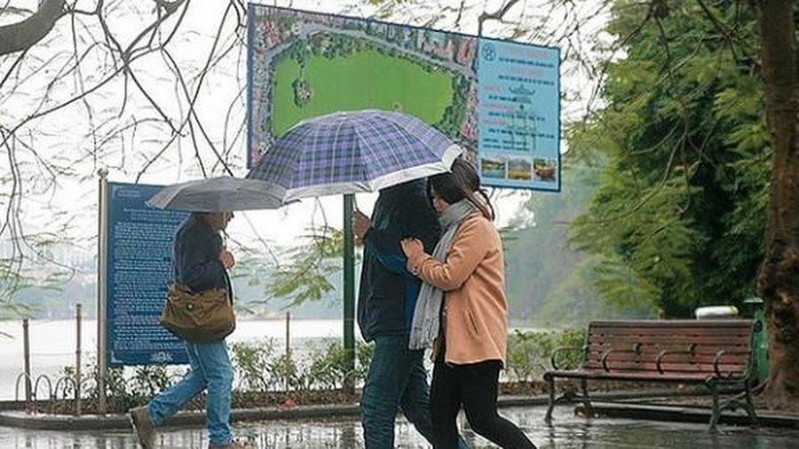 Đêm ngày 25/11 Bắc Bộ chuyển rét, có mưa vài nơi