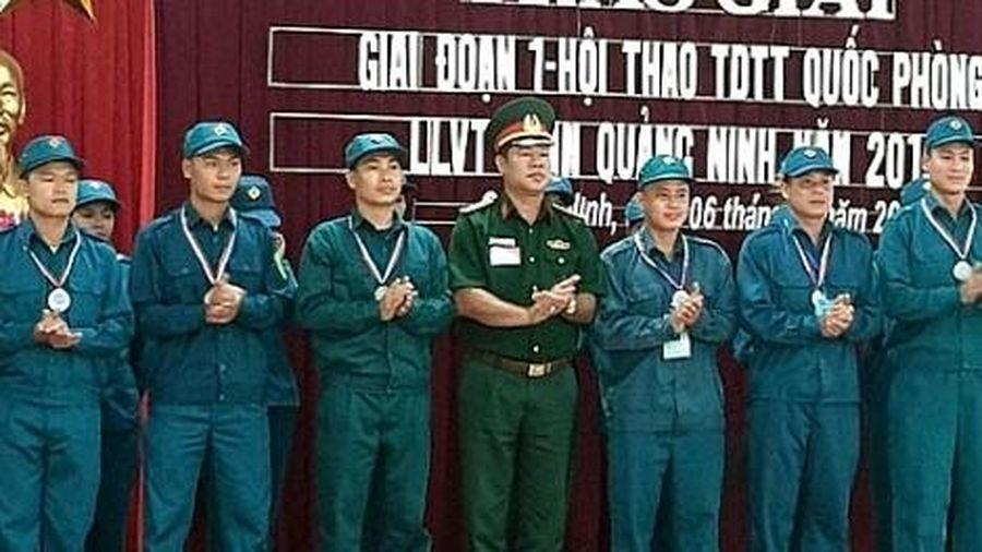 Than Quang Hanh đạt nhiều thành tích trong phong trào thi đua quyết thắng