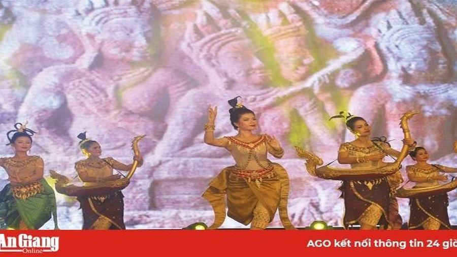 Điểm nhấn 'Tuần lễ văn hóa Campuchia tại Việt Nam'