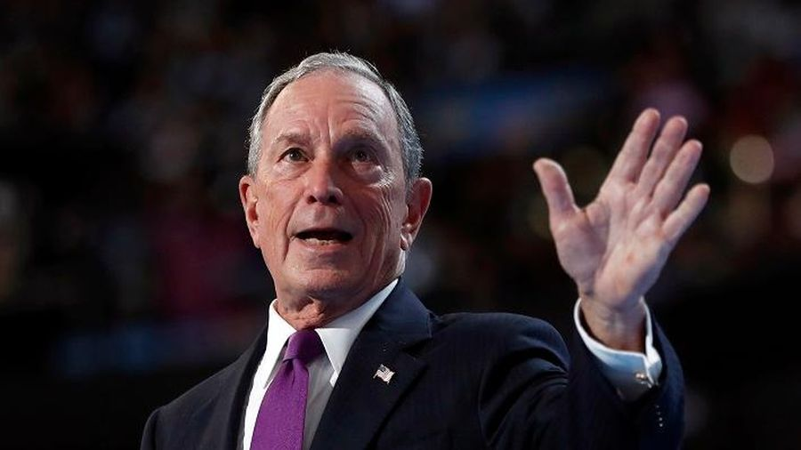Chiêu mới của tỷ phú Michael Bloomberg