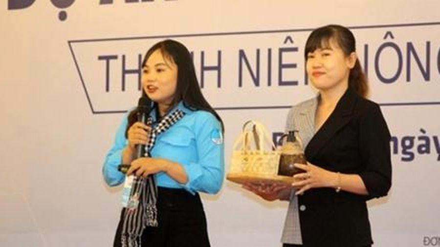 Cuộc thi khởi nghiệp sáng tạo thanh niên nông thôn